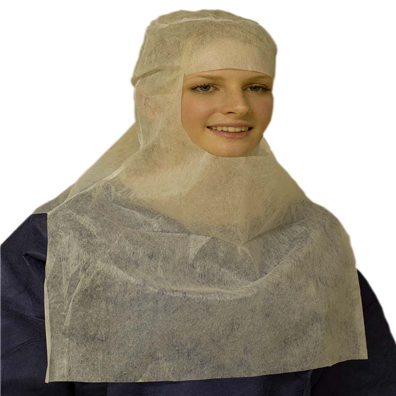 Hoods – head covering for clinical and industrial applications