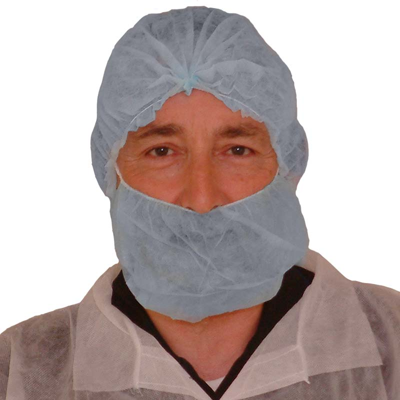 Beard Covers and Balaclava - Facial Hair Containment
