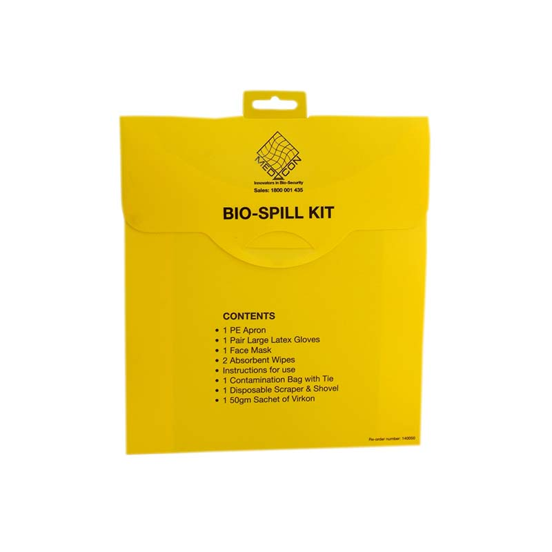 Biospill Kits with RelyOn Virkon