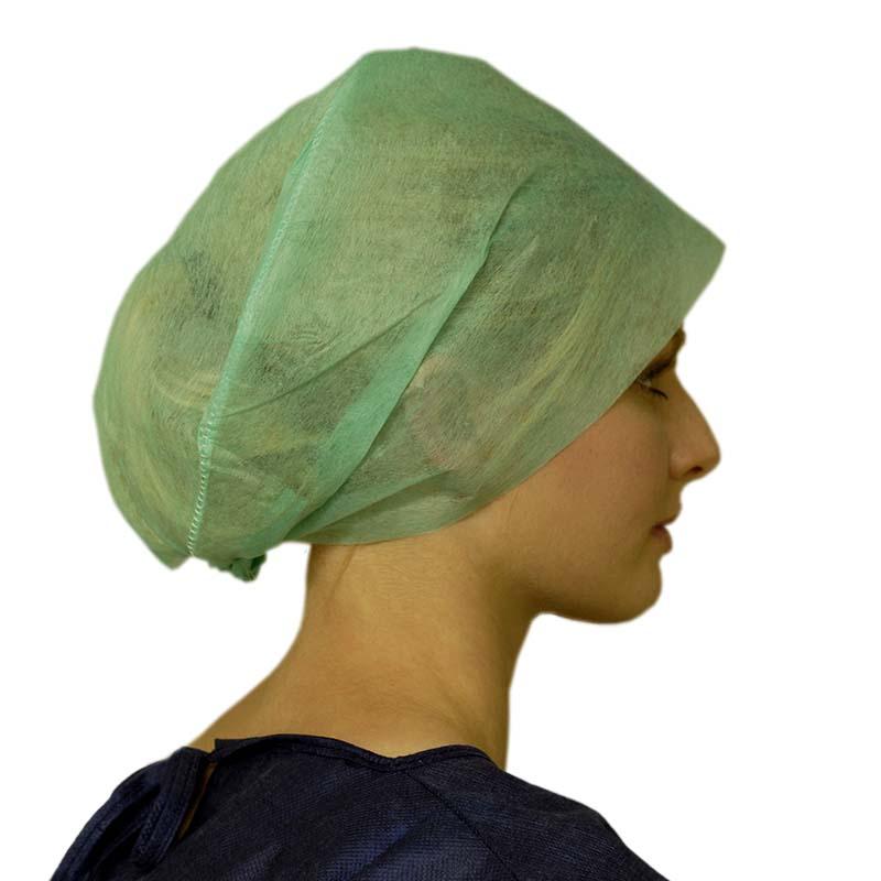 Theatre Cap – Tie Back Cap