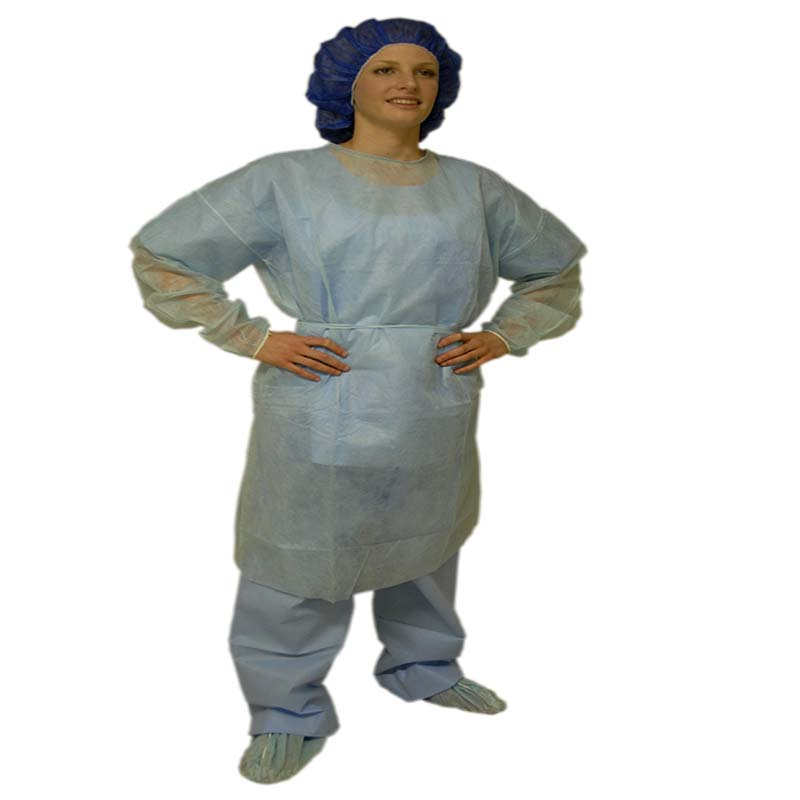 Isolation Gowns and Splashgowns - Single Use