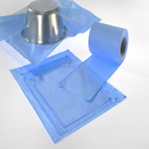 Blue Line Packaging, Non-Woven and Film - Made in Germany.