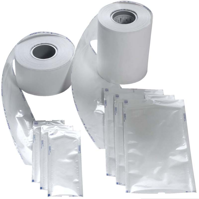 Tyvek Laminate Pouches and Rolls - Made in Germany