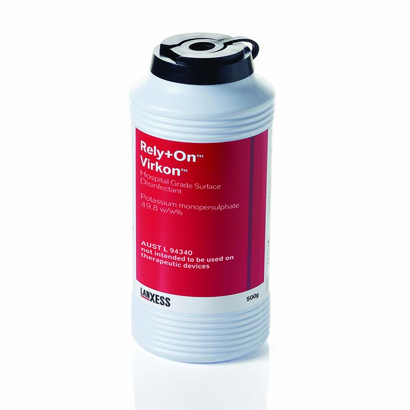 RelyOn Virkon – Hospital Grade Disinfectant