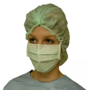 Level 3 Face Mask With Ties (50 units)