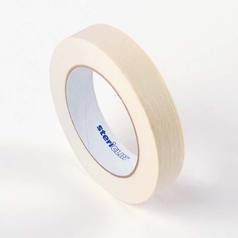 Sterilization Tapes with or without Indicators