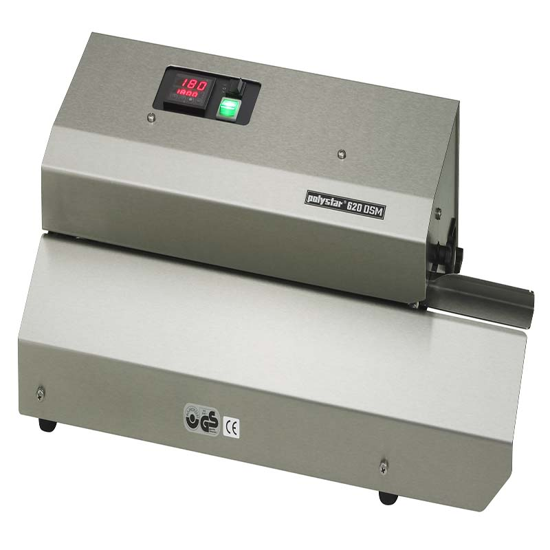 Polystar Heat Sealers – The Specialist for Laminates