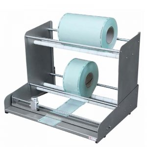 Laminate Reel Dispenser with Cutter