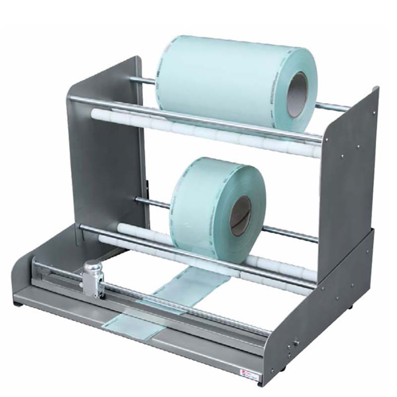 Laminate Reel Dispenser with Cutter