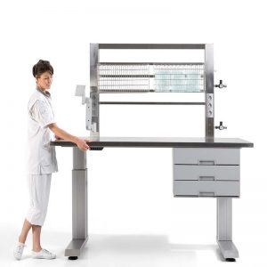 Packing Tables - Ergonomic and Height Adjustable