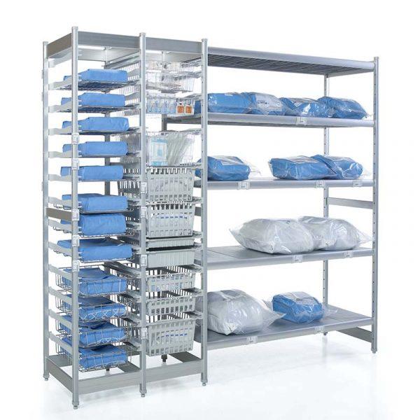 Storage System - UBeFLEX- Sterisystem®