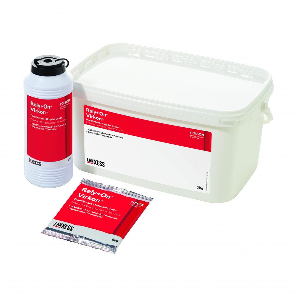 RelyOn Virkon - Hospital Grade Disinfectant